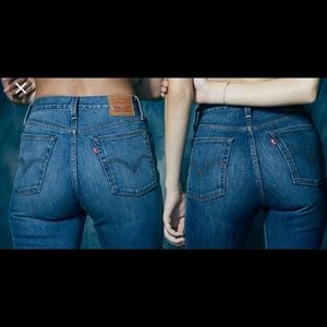 Women's Mid/High Waisted Vintage Levi's